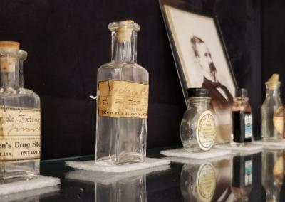 THE HISTORY OF MEDICINE IN ORILLIA
