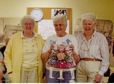The Mulcahy sisters at OMAH's 2006 AGM