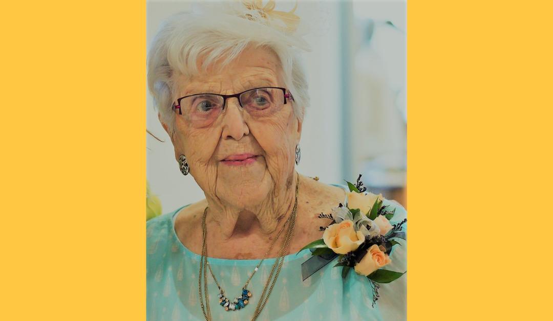 Sue Mulcahy – 100 Years Young!