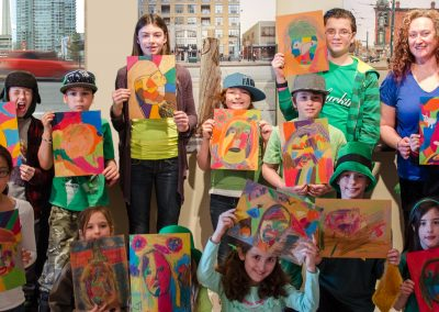 ARTHUR SHILLING: OIL PASTEL, CHARACTER AND COLOUR