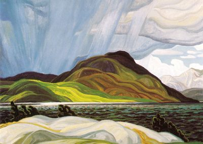 GROUP OF SEVEN: LANDSCAPE PAINTING