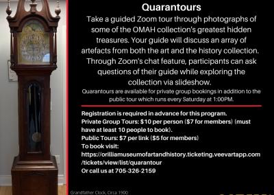 Quarantours