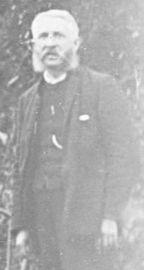 Reverend Richard Greene, 1894