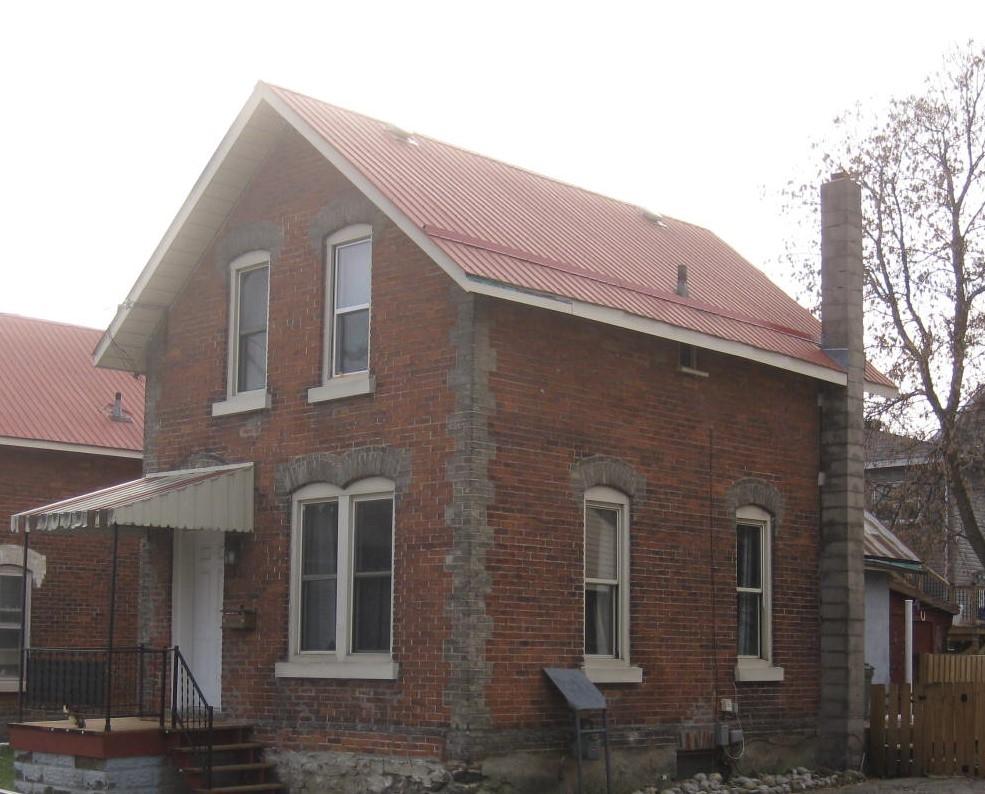 Carmichael's family home at 55 Scott Street
