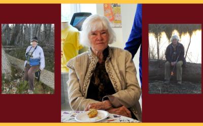 Happy Birthday to Dr. Nancy Ironside!