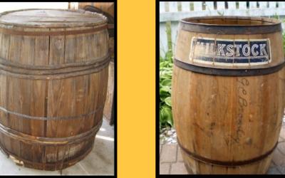 Sound as a Barrel