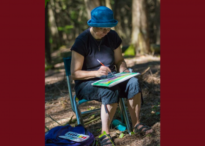 Watercolour Workshop: En Plein Air with Juliana Hawke