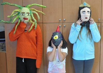 Monsterfy Yourself! Mask-Making Workshop